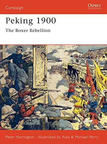 Peking 1900: The Boxer Rebellion (Campaign): Harrington, Peter