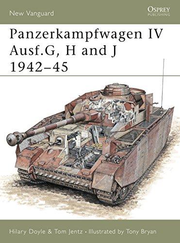 9781841761831: Panzerkampfwagen IV Ausf.G, H and J 1942-45