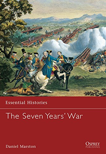 9781841761916: The Seven Years' War (Essential Histories)