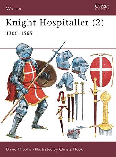 9781841762159: Knight Hospitaller (2): 1306–1565 (Warrior) (Pt.2)