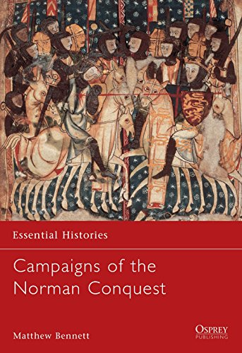 9781841762289: Campaigns of the Norman Conquest (Essential Histories)