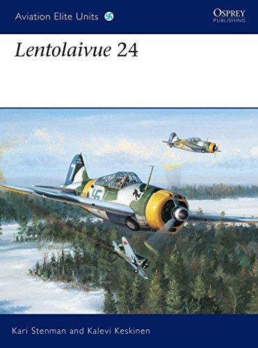 9781841762623: Lentolaivue 24 (Osprey Aviation Elite 4)