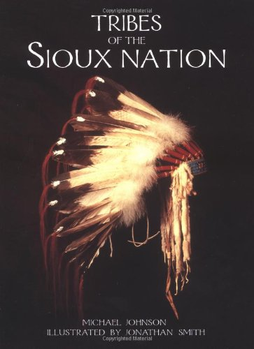 9781841762715: Tribes of the Sioux Nation (Trade Editions)