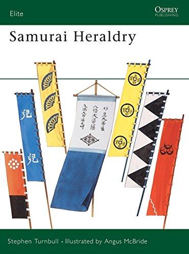 9781841763040: Samurai Heraldry (Elite)