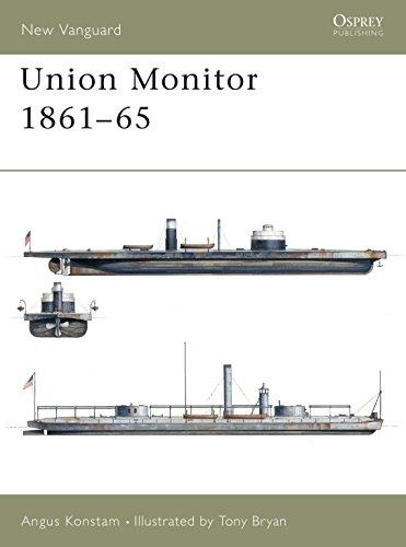 9781841763064: Union Monitor 1861-65