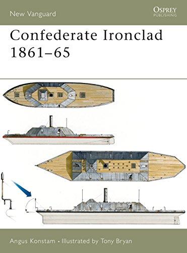 9781841763071: Confederate Ironclad 1861-65 (New Vanguard)