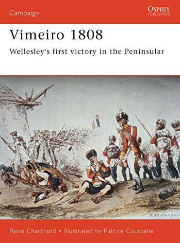 9781841763095: Vimeiro 1808: Wellesley's first victory in the Peninsular (Campaign)