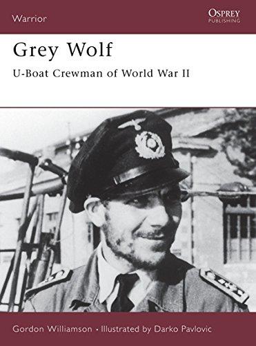 9781841763125: Grey Wolf: U-Boat Crewman of World War II
