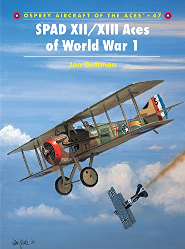 9781841763163: SPAD XII/XIII Aces of World War 1