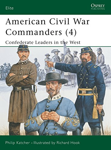 9781841763194: Elite 94: American Civil War Commanders (4) Confederate Leaders in the West