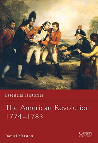 9781841763439: The American Revolution 1774-1783 (Essential Histories)