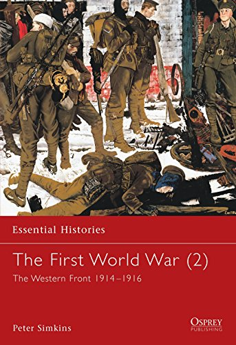 The First World War (2): The Western: Peter Simkins