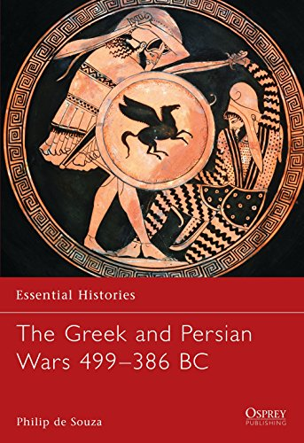 9781841763583: The Greek and Persian Wars 499-386 BC