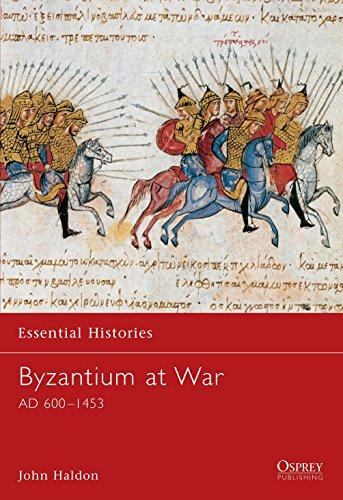 Byzantium at War: Haldon, John