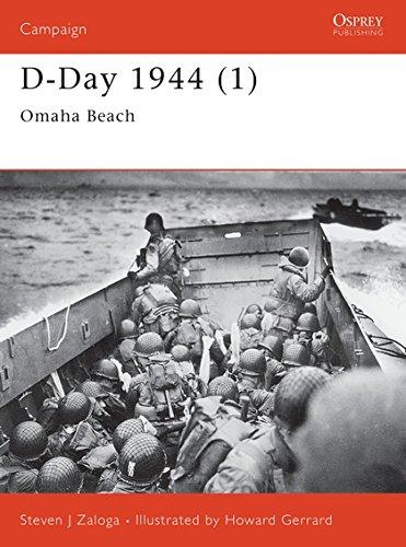 9781841763675: D-Day 1944 (1): Omaha Beach