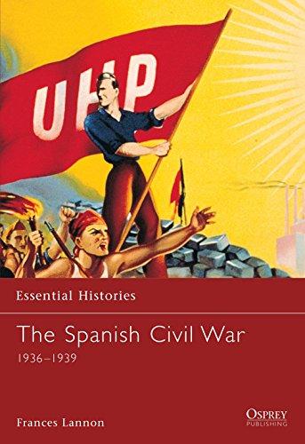 9781841763699: The Spanish Civil War