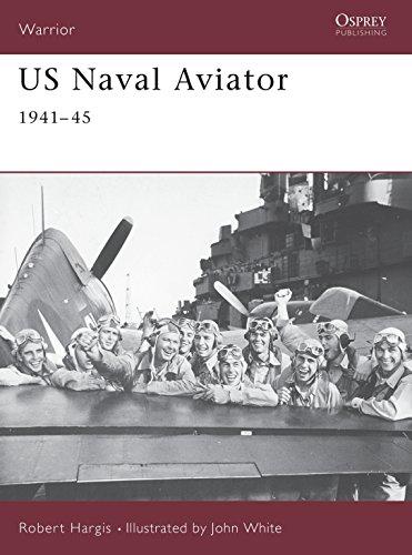9781841763897: US Naval Aviator: 1941–45 (Warrior)