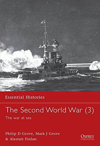 9781841763972: The Second World War (3) The War at Sea