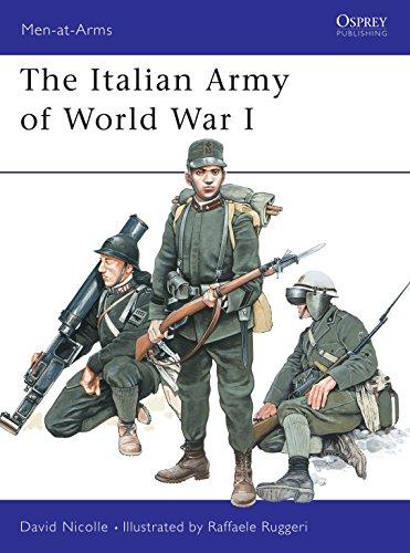 The Italian Army of World War I: Dr David Nicolle