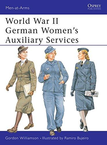 World War II German Women's Auxiliary Services (Men-at-arms): Gordon Williamson