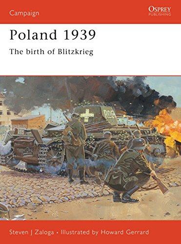 9781841764085: Poland 1939: The birth of Blitzkrieg (Campaign)