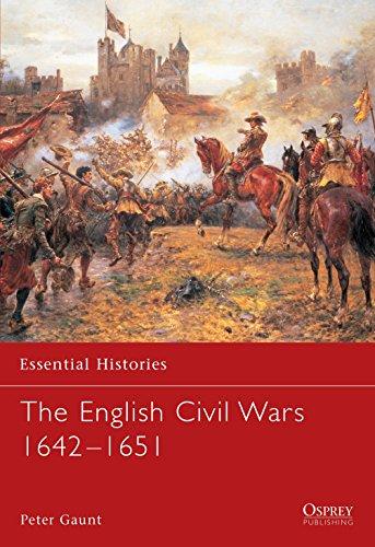 9781841764177: Essential Histories 58: The English Civil Wars 1642-1651
