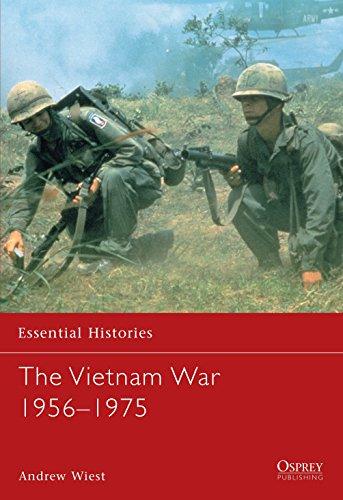9781841764191: The Vietnam War 1956-1975 (Essential Histories)