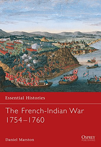9781841764566: The French-Indian War 1754-1760