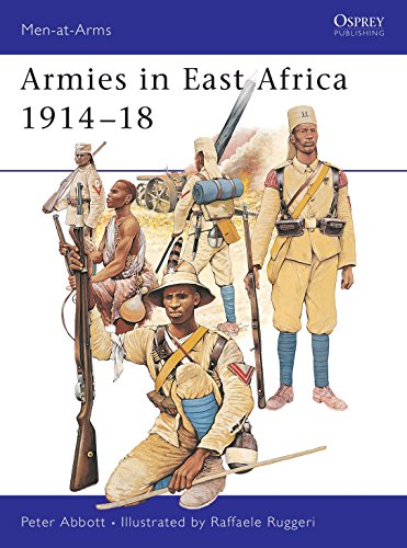 9781841764894: Armies in East Africa 1914-18: No.379