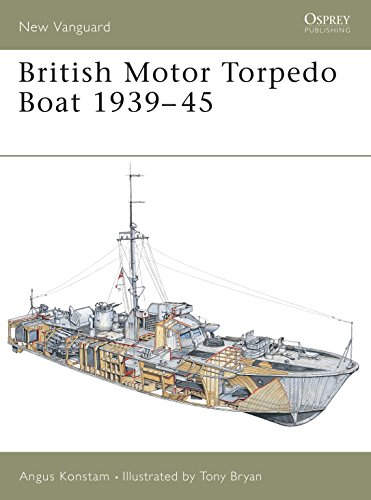 9781841765006: British Motor Torpedo Boat 1939–45 (New Vanguard)