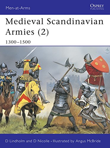 9781841765068: Medieval Scandinavian Armies (2): 1300–1500 (Men-at-Arms) (v. 2)