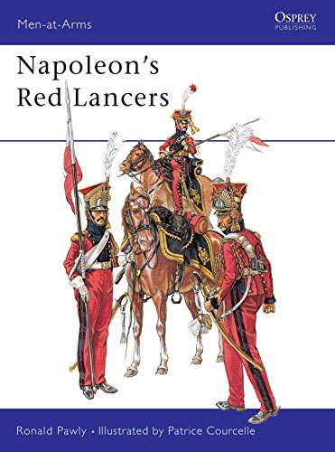 9781841765082: Napoleon's Red Lancers (Men-at-Arms)