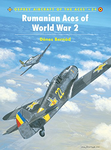 9781841765358: Rumanian Aces of World War 2