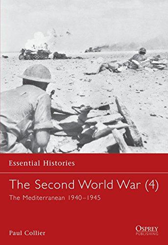 9781841765396: The Second World War (4): The Mediterranean 1940–1945 (Essential Histories)