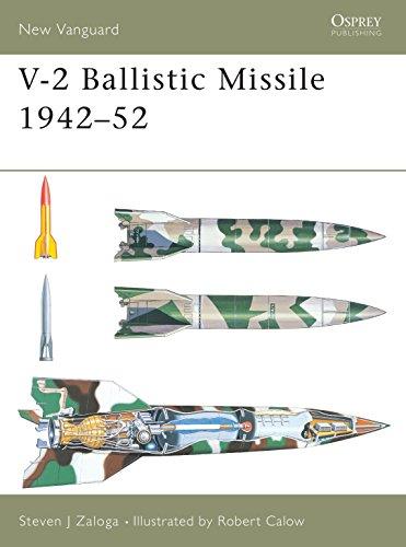 9781841765419: New Vanguard 82: V-2 Ballistic Missile 1942-52
