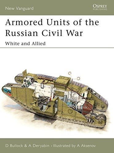 Armored Units of the Russian Civil War: Deryabin, Alexander, Bullock,