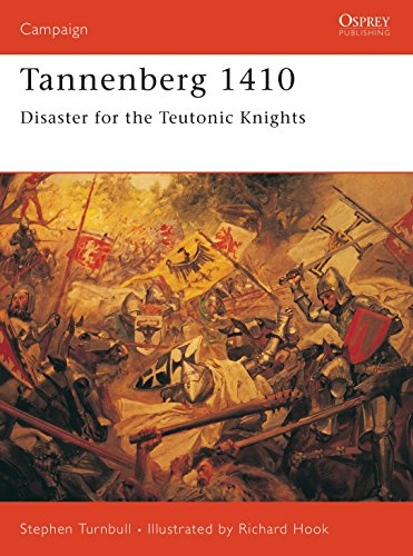9781841765617: Tannenberg 1410: Disaster for the Teutonic Knights (Campaign)