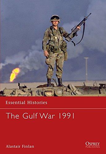 9781841765747: The Gulf War 1991 (Essential Histories)