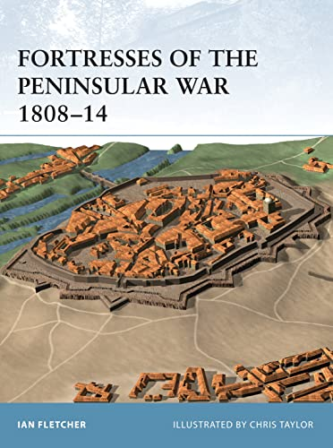 9781841765778: Fortresses of the Peninsular War 1808–14
