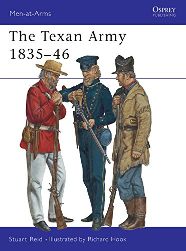 9781841765938: Men-at-Arms 398: The Texan Army 1835-46