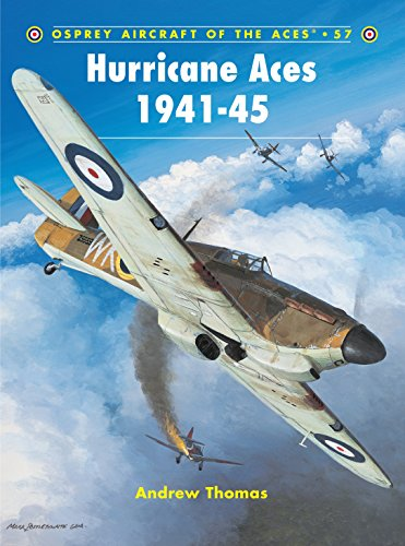 Aircraft Of The Aces 57: Andrew Thomas, John Weal