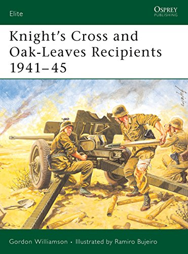 9781841766423: Knight's Cross and Oak-Leaves Recipients 1941–45 (Elite)