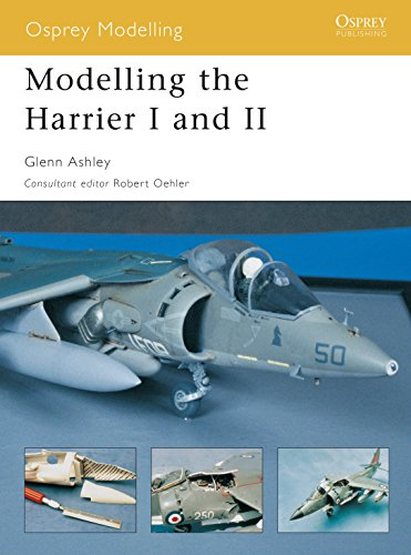 9781841766478: Modelling the Harrier I and II (Osprey Modelling)