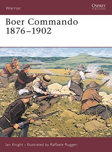 9781841766485: Boer Commando 1876-1902: 086 (Warrior)