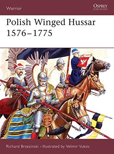 9781841766508: Polish Winged Hussar 1576–1775 (Warrior)