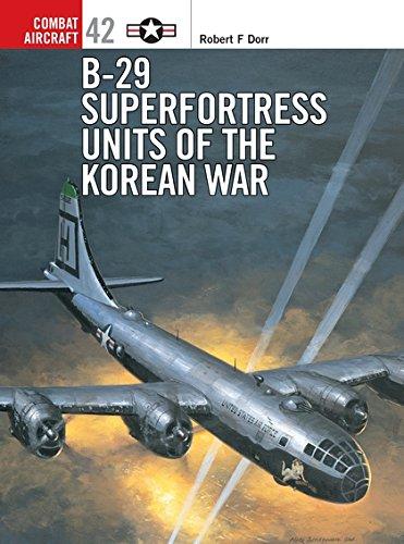9781841766546: B-29 Superfortress Units of the Korean War (Combat Aircraft)