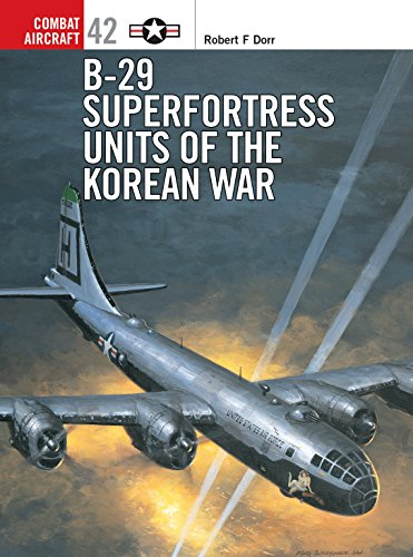 9781841766546: B-29 Superfortress Units of the Korean War (Combat Aircraft)