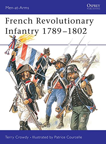 9781841766607: French Revolutionary Infantry 1789–1802 (Men-at-Arms)