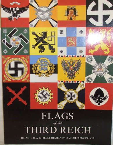 9781841766737: Flags of the Third Reich