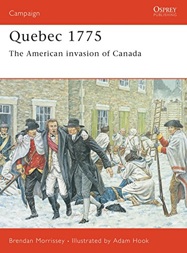 9781841766812: Quebec 1775: The American invasion of Canada (Campaign)